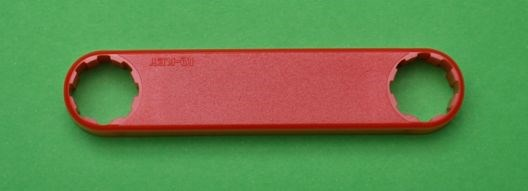 Bar connector (red)