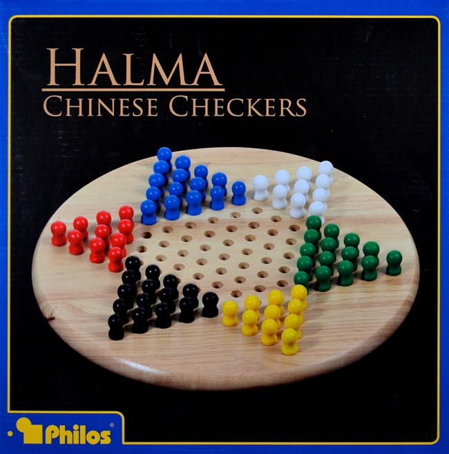 China Chess (Halma)
