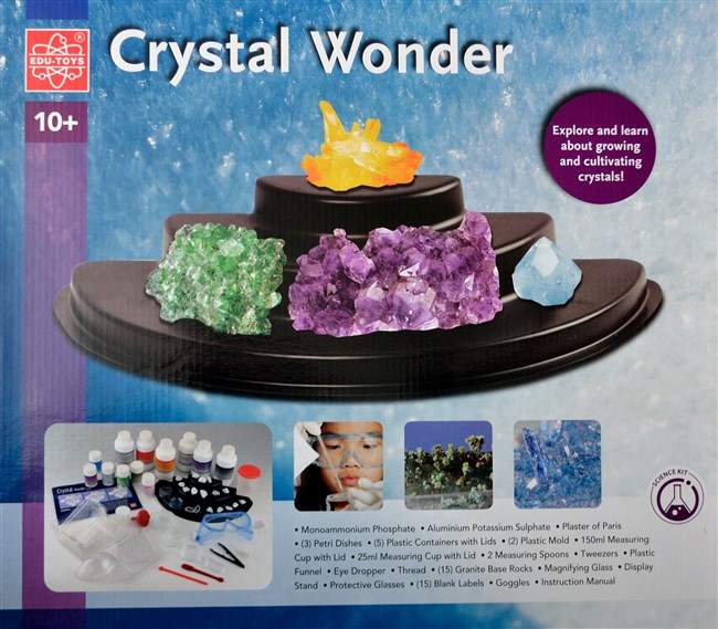 Crystal Growing - large kit