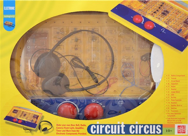 Electrical circuit circus