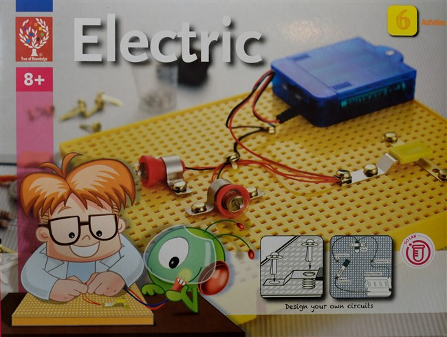 Electricity - the first circuit