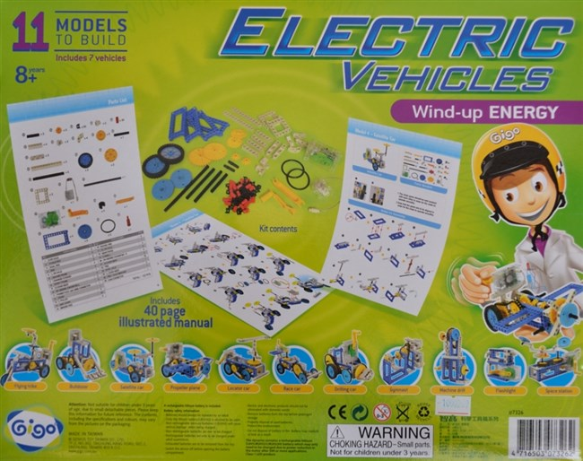 Gigo 7326 Build electric cars