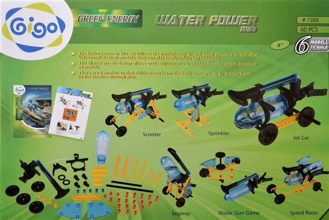 Gigo 7389 - Water power