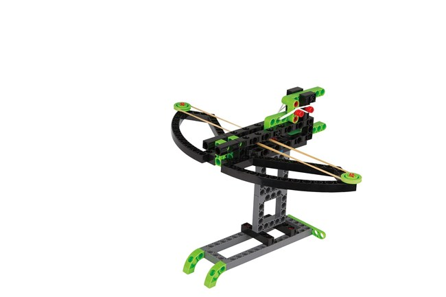 Gigo 7406 Armbrushes and catapults