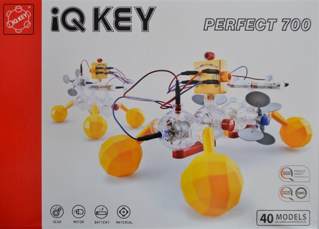 IQ Key, Perfect 700