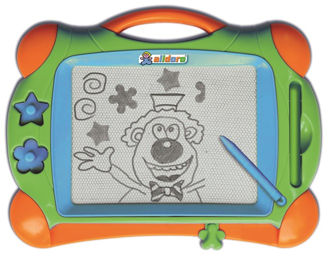 Magnetic drawing board - Black and white