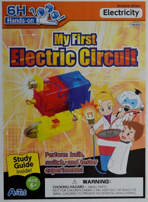 My first electric circuit