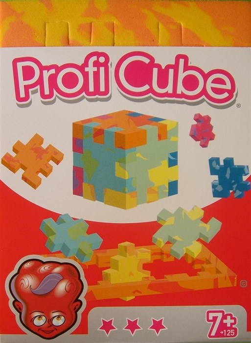 Orange Happy Cube Pro / Profi Cube - Rubens