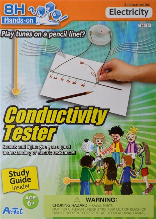 Test for conductivity