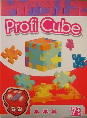 Purple Profi Cube - Newton