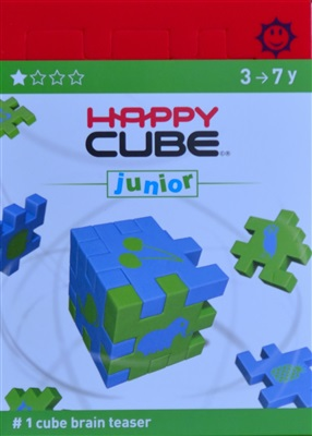 Red Happy Cube Junior - Weather