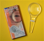 2 in one magnifier - 3x, 8x, 40mm