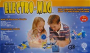 Build electronic circuits with balls and magnets