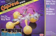 Capsela 350, Water toy set