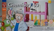 Chemistry set with 60 experiments
