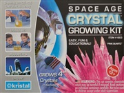 Crystal growing kit - pink Quartz