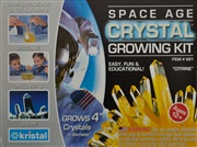 Crystal growing kit - Single citrine