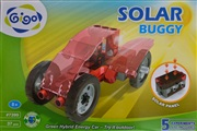 Gigo 7399 Build a car which runs on solar cells