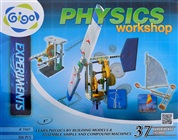 Gigo 7441 - Build and learn fun physics - Physics workshop