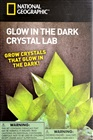 Grow a self-luminous crystal - Green