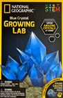 Grow Crystals - blue crystal