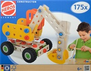 Heroes 39034 construction kit in wood - Excavator