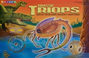 Prehistoric marine animals - Triassic Triops