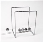 Swinging spheres - Newton's cradle