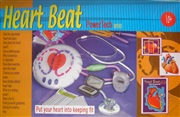 The heart that beats - pedometer, stethoscope, etc.